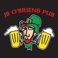 JB O'Brien's Irish Pub & Sports Bar logo