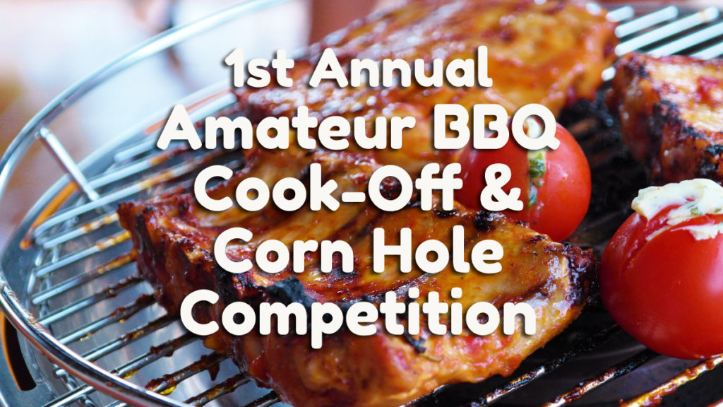 JBs 1st Annual Amateur BBQ Competition